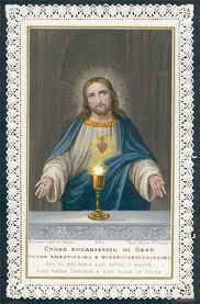 El Sagrado Corazón y la Eucaristía